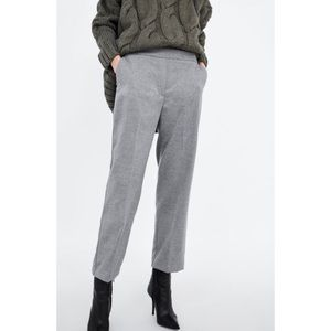 NWT Zara Soft Touch Skinny Trouser